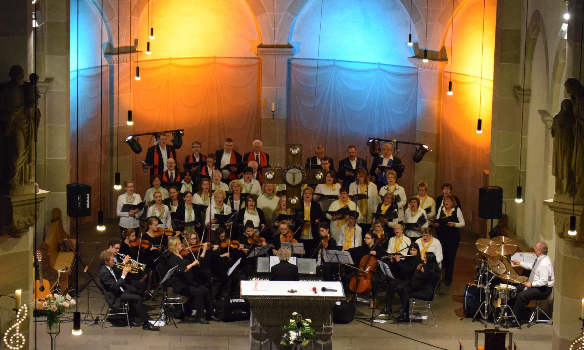 Rhythmuschor Waldhausen